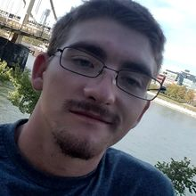 man in Pittsburgh, Pennsylvania #3