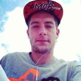 Dustin from Tornado | Man | 27 years old | Virgo